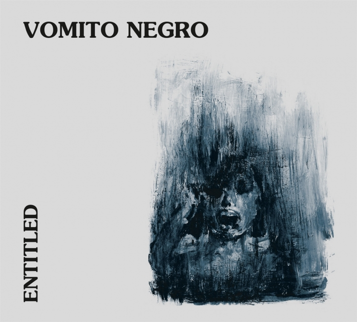 VOMITO NEGRO Entitled LIMITED CD Digipack 2021