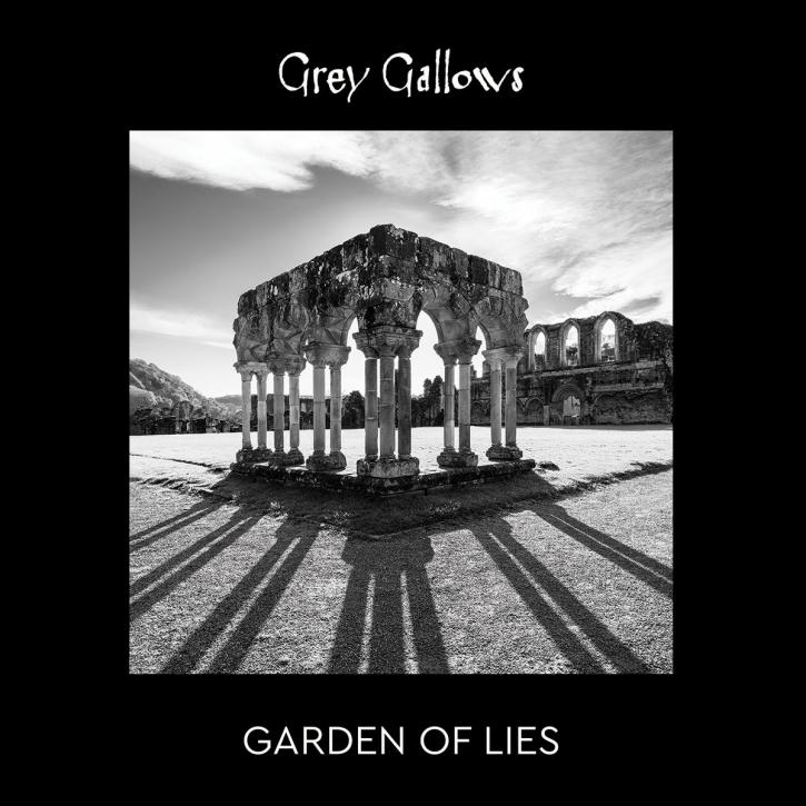 GREY GALLOWS Garden of Lies CD Digipack 2021