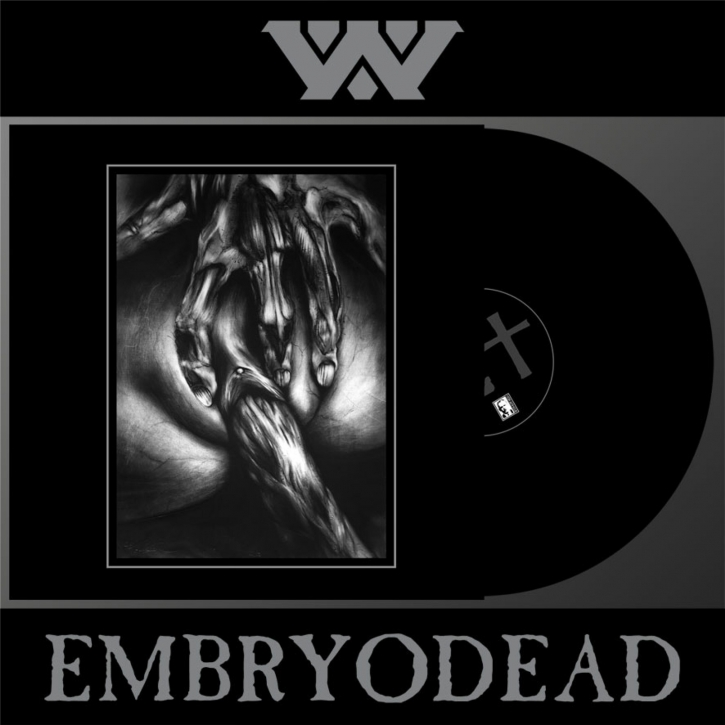 WUMPSCUT Embryodead LP VINYL 2021 LTD.300