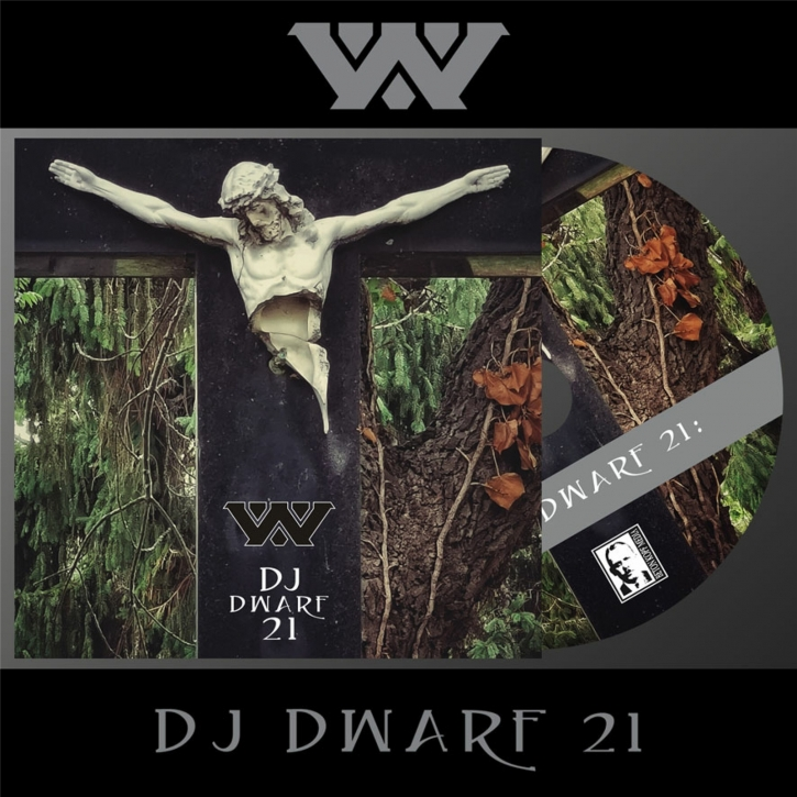 WUMPSCUT DJ Dwarf 21 CD Digipack 2021 LTD.300 (VÖ 16.04)