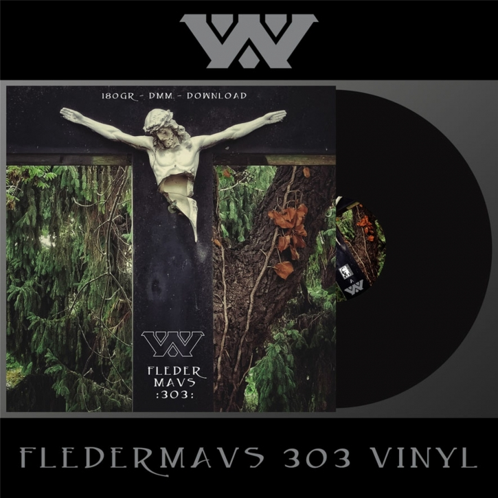 WUMPSCUT Fledermavs :303: LP VINYL 2021 LTD.300