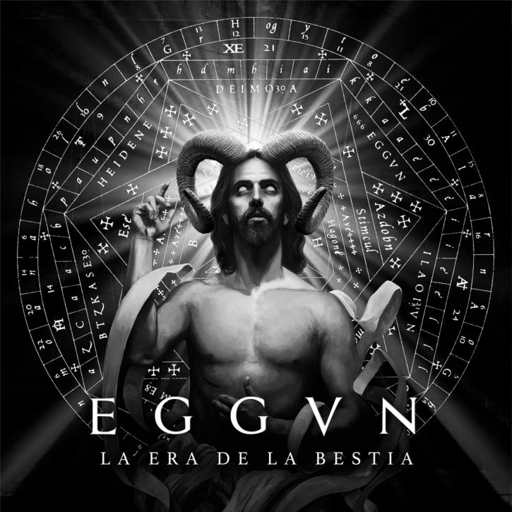 EGGVN La Era de la Bestia CD 2021 (VÖ 14.05)