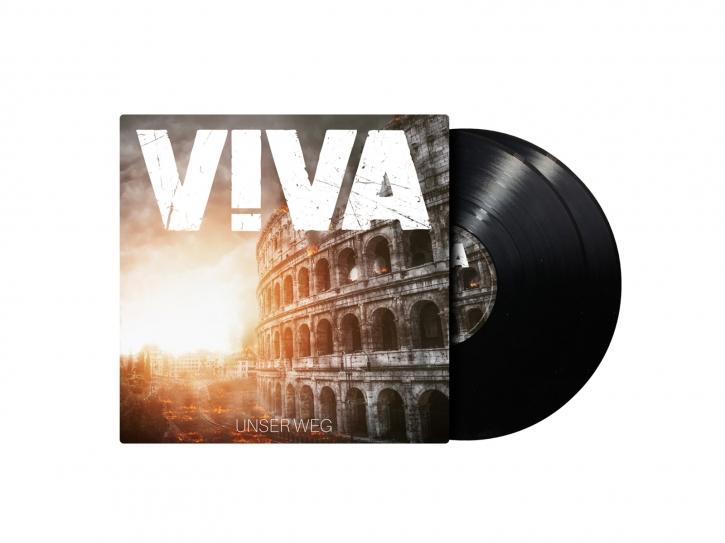 VIVA Unser Weg LIMITED 2LP BLACK VINYL 2021