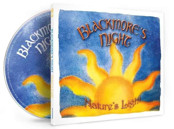 BLACKMORE'S NIGHT Nature's Light CD Digipack 2021