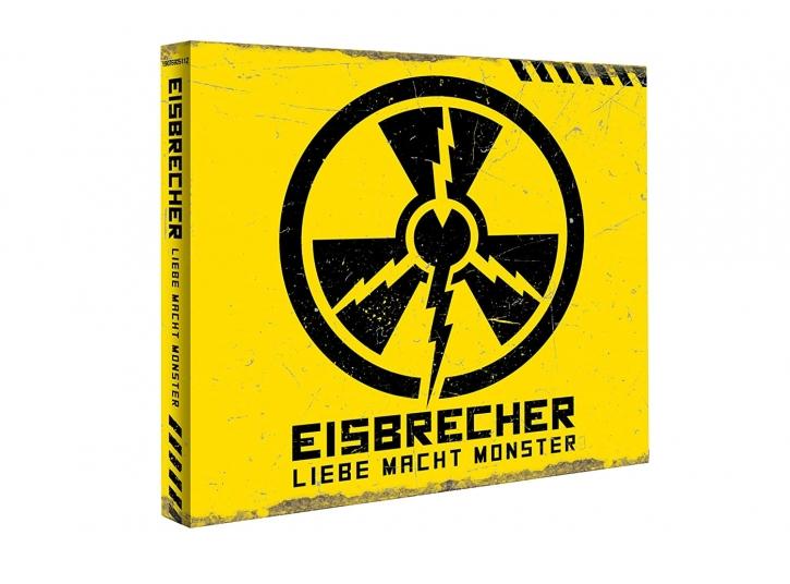 EISBRECHER Liebe Macht Monster CD Digipack 2021
