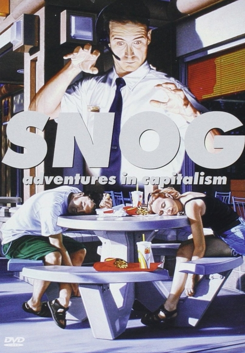 SNOG Adventures In Capitalism DVD 2003