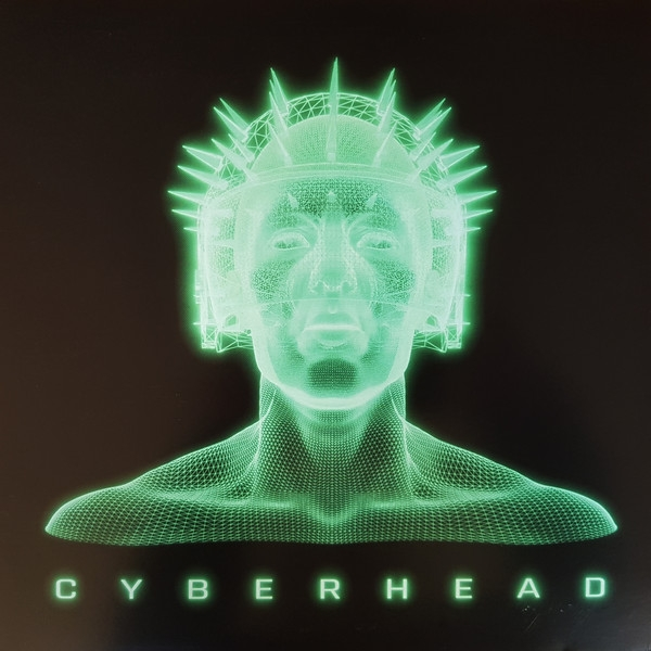 PRIEST Cyberhead LP BLACK VINYL 2020