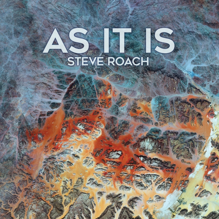 STEVE ROACH As it is CD Digipack 2021