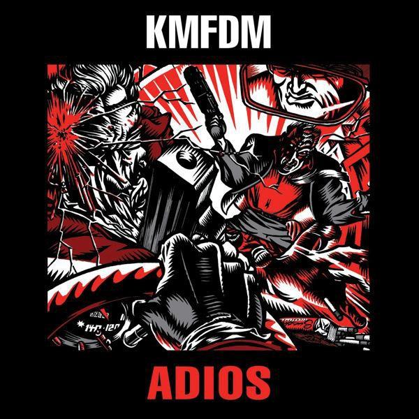 KMFDM Adios CD 2007