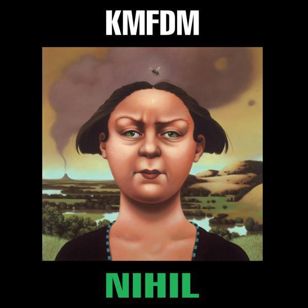 KMFDM Nihil CD 2007