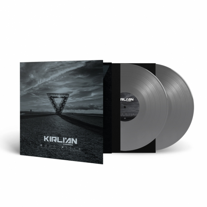 KIRLIAN CAMERA Cold Pills (Scarlet Gate of Toxic Daybreak) LIMITED 2LP SILVER VINYL 2021 (VÖ 14.05)