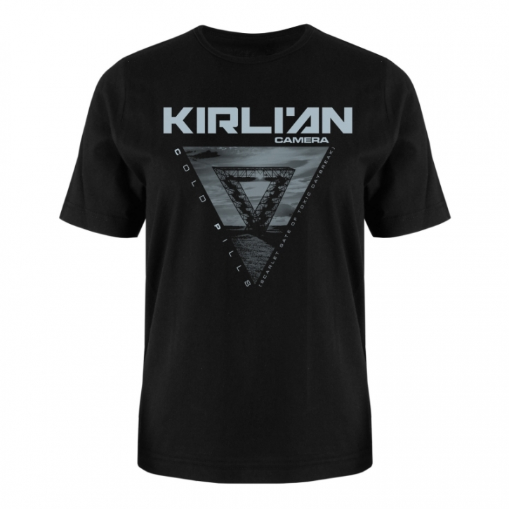 KIRLIAN CAMERA Cold Pills T-SHIRT 2021 (VÖ 14.05)