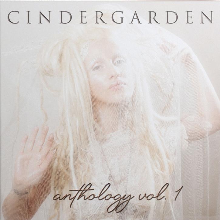 CINDERGARDEN Anthology Vol. 1 LIMITED CD Digipack 2021