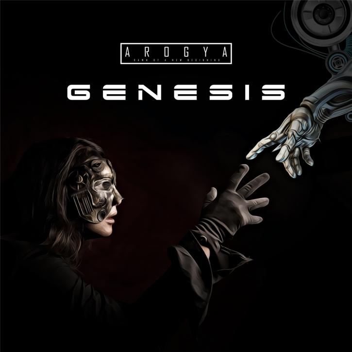 AROGYA Genesis CD Digipack 2021
