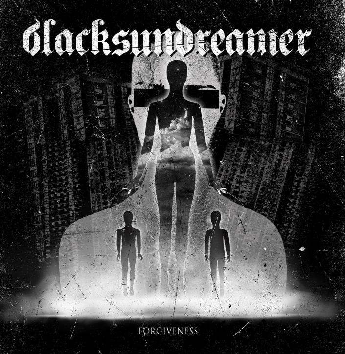 BLACK SUN DREAMER Forgiveness LIMITED LP BLUE & BLACK VINYL 2020