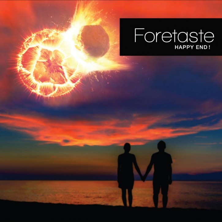 FORETASTE Happy End! CD Digipack 2021