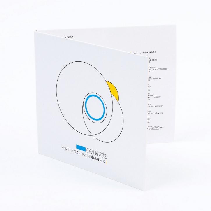 CELLULOIDE Modulation de Fréquence LIMITED CD Digipack 2021