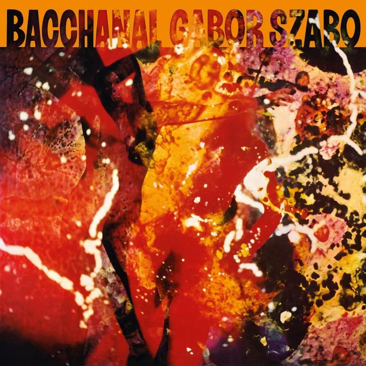 GABOR SZABO Bacchanal CD Digipack 2021