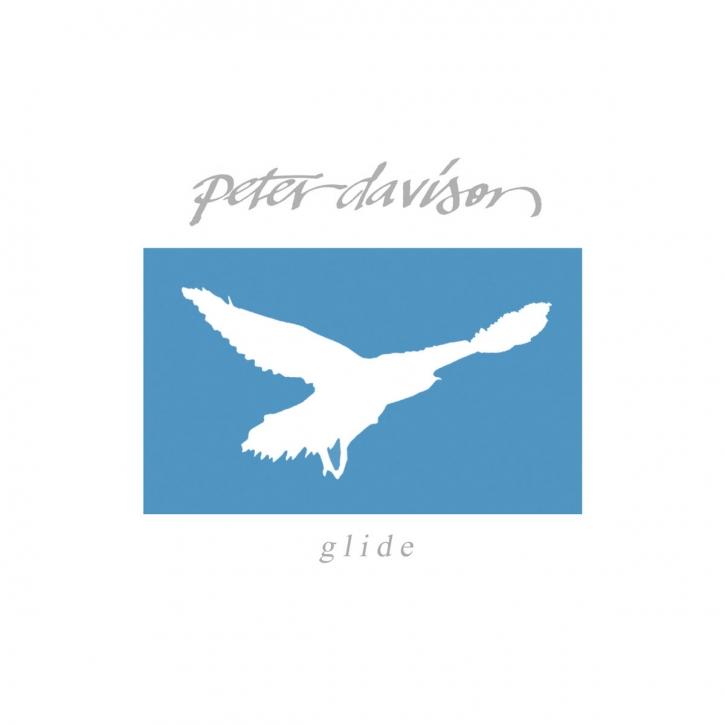 PETER DAVISON Glide CD Digipack 2021