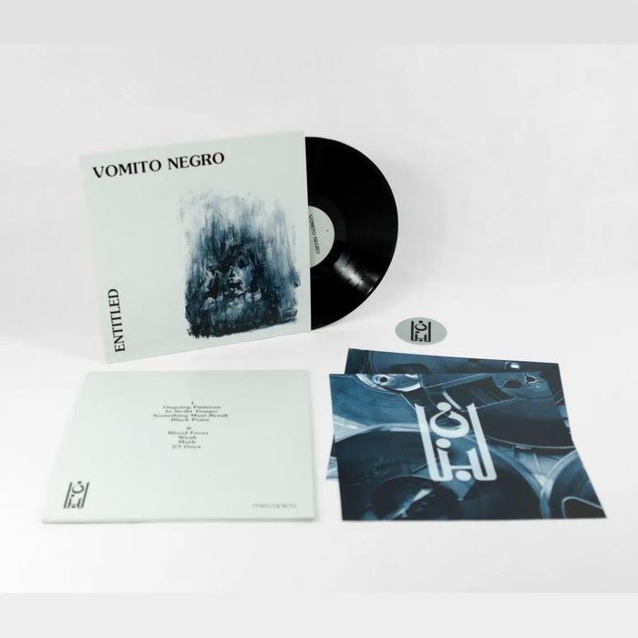 VOMITO NEGRO Entitled LP VINYL 2021 LTD.500