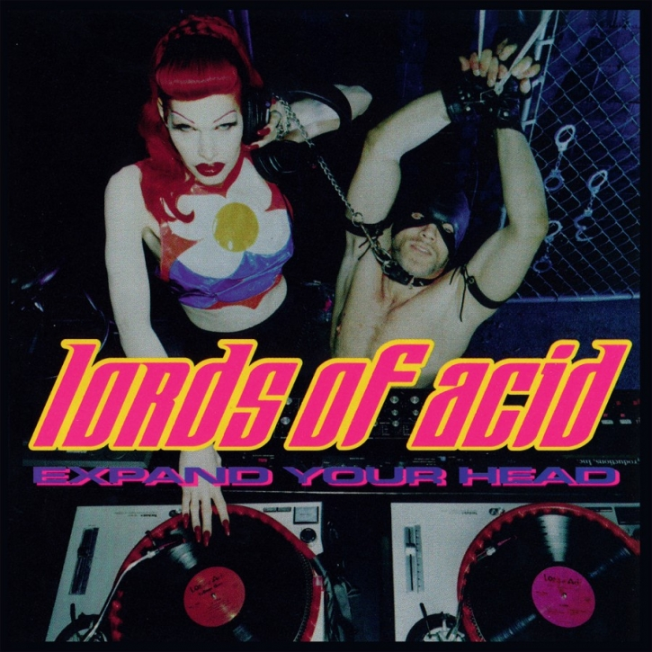LORDS OF ACID Expand Your Head (Remastered) CD 2021 (VÖ 23.04)