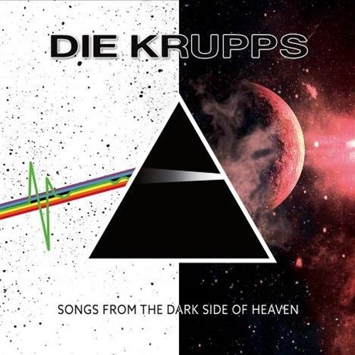 DIE KRUPPS Songs From The Dark Side Of Heaven LIMITED LP VINYL 2021 (VÖ 28.05)