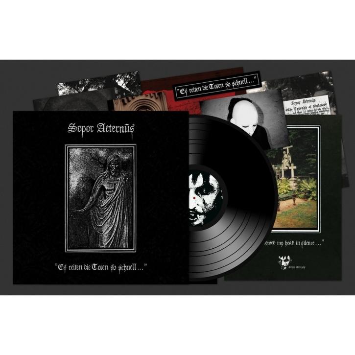 SOPOR AETERNUS Es reiten die Toten so schnell LP BLACK VINYL 2021 LTD.500 (VÖ 30.04)