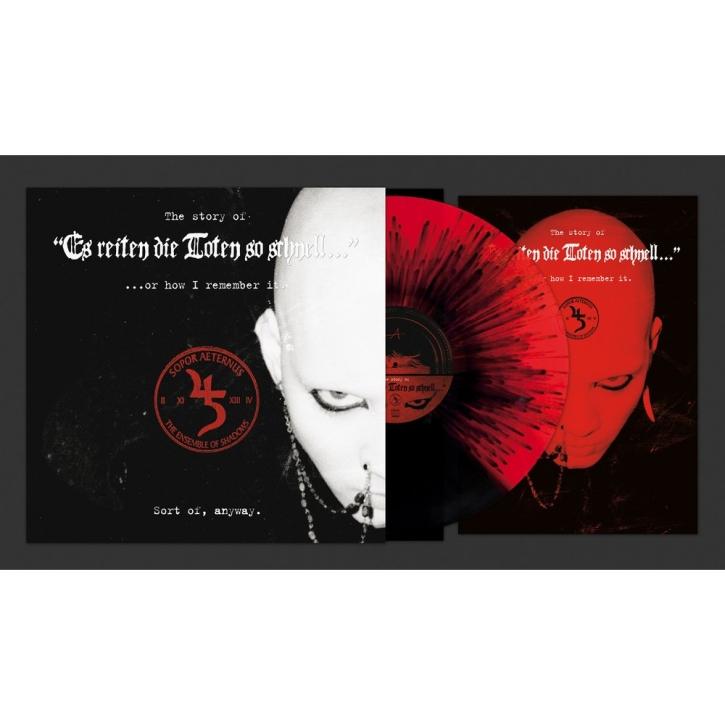 SOPOR AETERNUS The Story of 'Es reiten die Toten so schnell' LP Splitcolor/Splatter Vinyl 2021 LTD.500