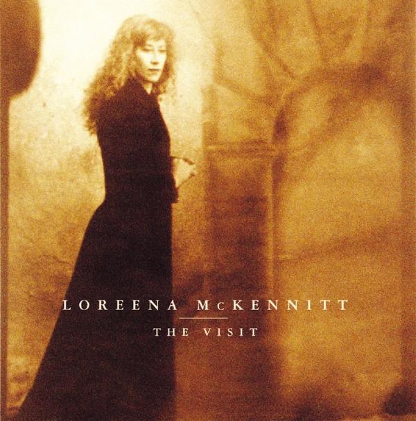 LOREENA MCKENNITT The Visit LIMITED LP VINYL 2016