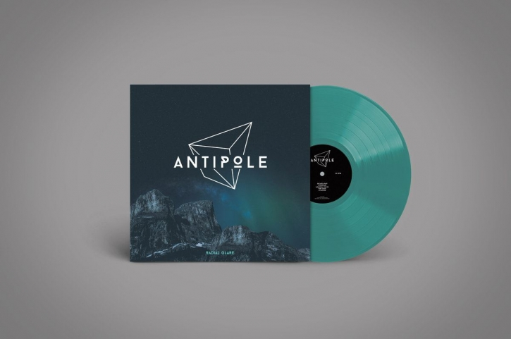 ANTIPOLE Radial Glare LIMITED LP MINT GREEN VINYL 2019