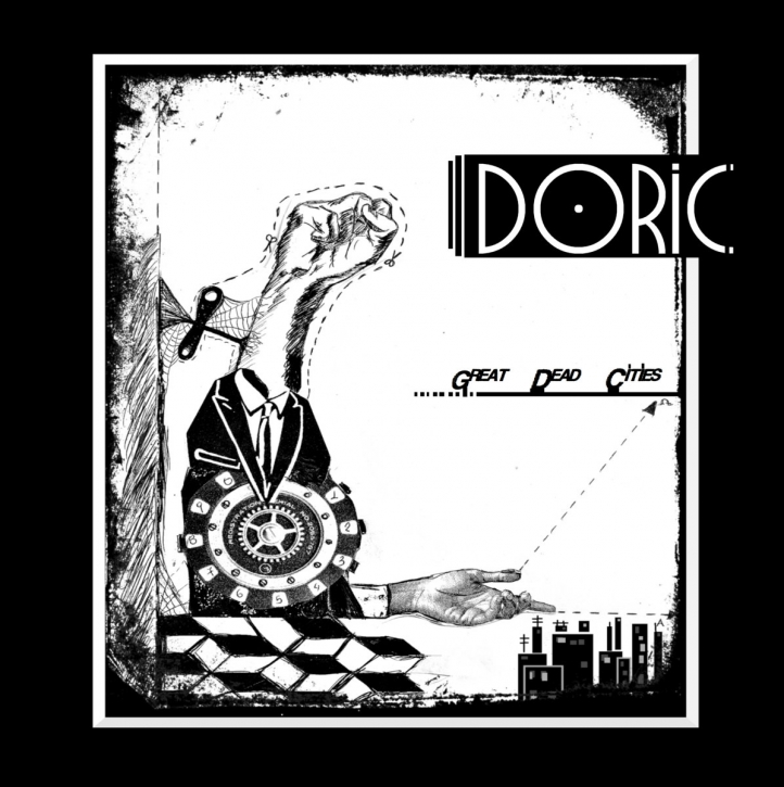 DORIC Great Dead Cities LIMITED LP COLOURED VINYL 2021
