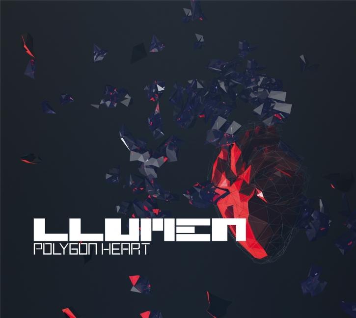 LLUMEN Polygon Heart CD Digipack 2021
