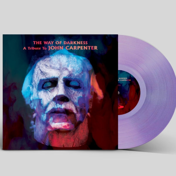 The Way Of Darkness – A tribute to JOHN CARPENTER LIMITED LP VINYL 2021