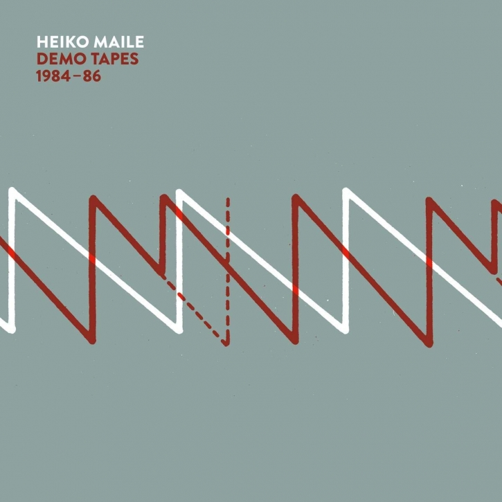 HEIKO MAILE Demo Tapes 1984-86 LP VINYL 2021 (CAMOUFLAGE) (VÖ 25.06)