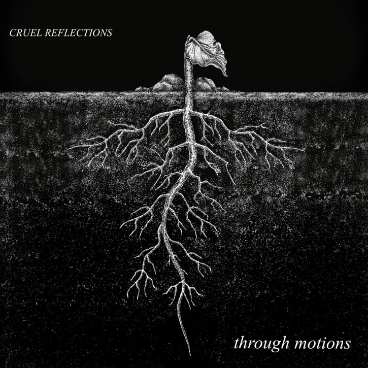 CRUEL REFLECTIONS Through Motions CD Digipack 2021
