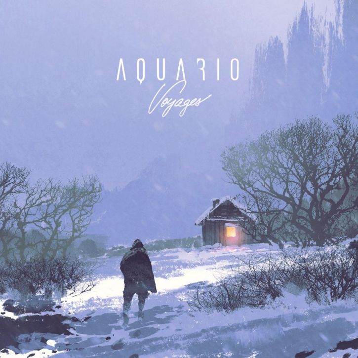 AQUARIO Voyages CD 2021