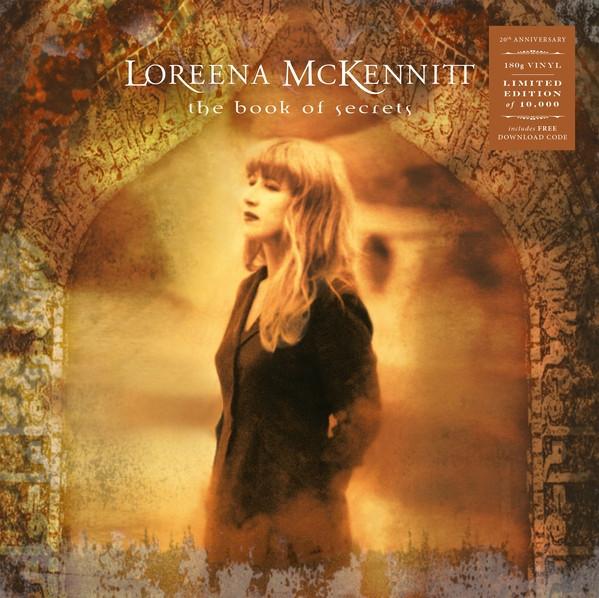 LOREENA McKENNITT The Book Of Secrets (Limited Numbered Edition) LP VINYL 2017