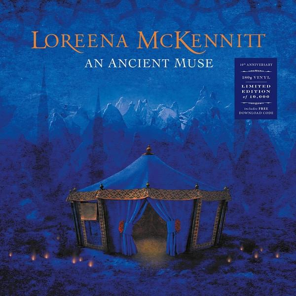 LOREENA McKENNITT An Ancient Muse (Limited Numbered Edition) LP VINYL 2016