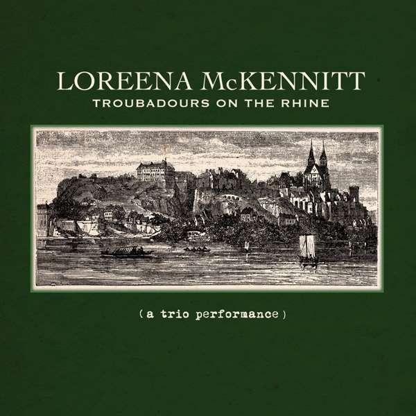 LOREENA McKENNITT Troubadours On The Rhine (Limited Numbered Edition) LP VINYL 2016