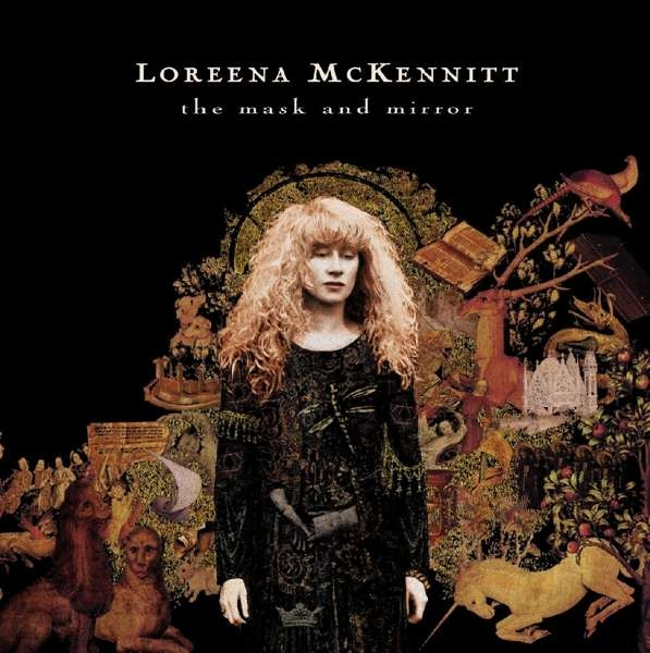 LOREENA McKENNITT The Mask And Mirror (Limited Numbered Edition) LP VINYL 2016