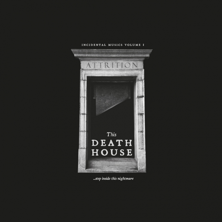 ATTRITION This Death House LIMITED LP VINYL 2021