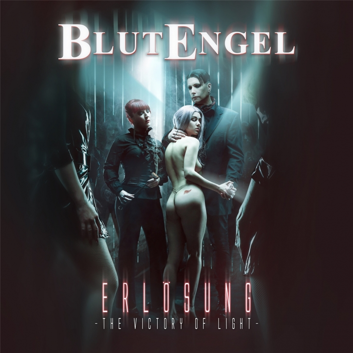 BLUTENGEL Erlösung - The Victory Of Light (Deluxe Edition) 2CD Digipack 2021 (VÖ 16.07)