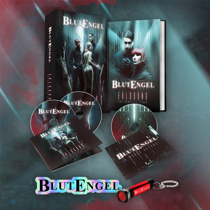 BLUTENGEL Erlösung - The Victory Of Light LIMITED 3CD BOX 2021 (VÖ 16.07)