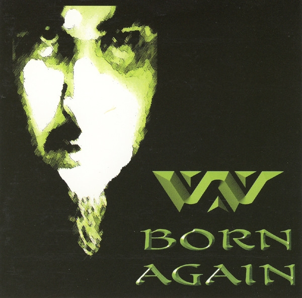 WUMPSCUT Born Again (US Edition) CD 1998