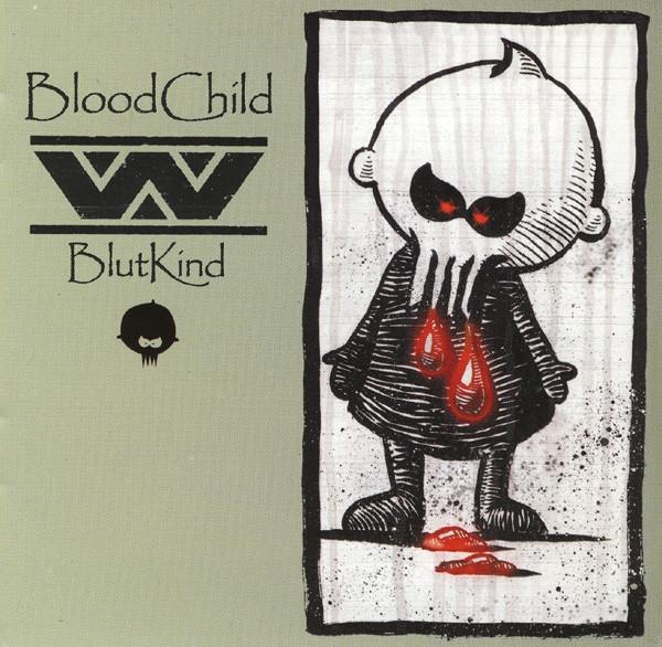WUMPSCUT Blood Child 2CD 2000