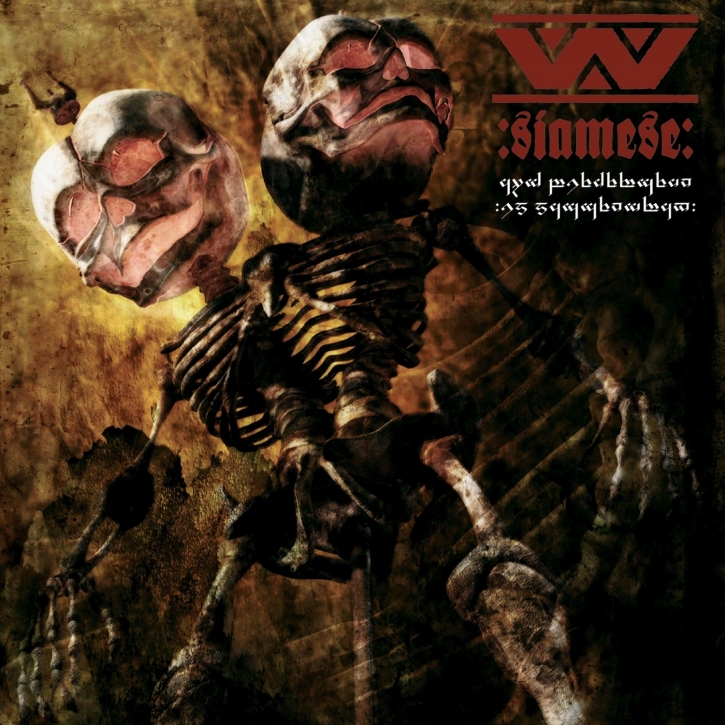 WUMPSCUT :Siamese: (US Edition) CD 2010
