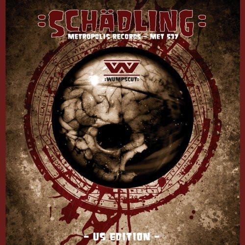 WUMPSCUT Schädling (US Edition) CD 2008