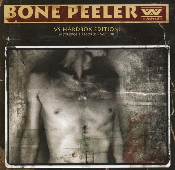 WUMPSCUT Bone Peeler (US Hardbox Edition) CD 2004