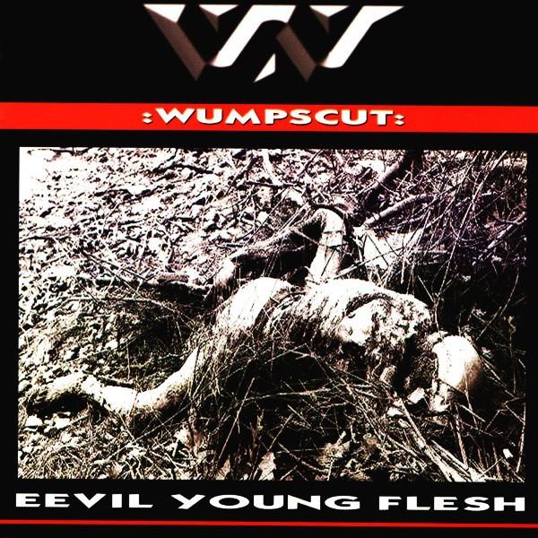 WUMPSCUT Eevil Young Flesh CD 1999