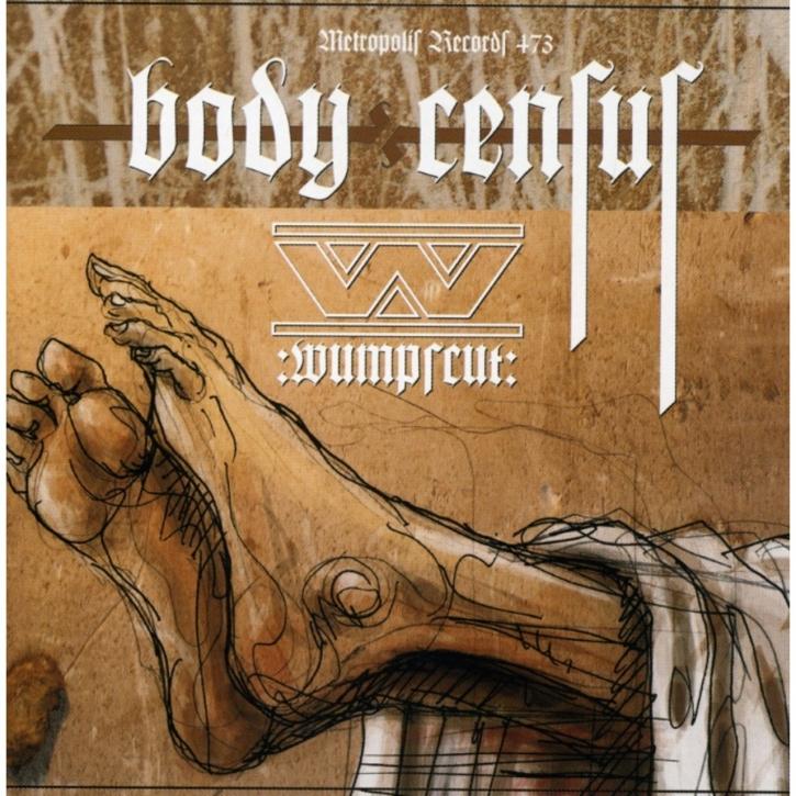 WUMPSCUT Body Census (US Edition) CD 2007